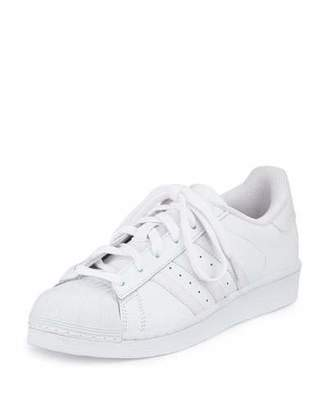 Adidas Superstar Classic Sneaker, White $80 thestylecure.com