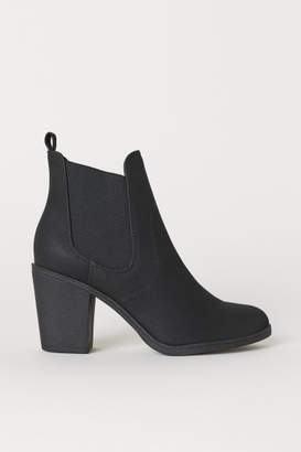 H&M Ankle Boots - Black