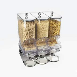 Cal-Mil 332 Oz. Single Canister Elite Cereal Dispenser