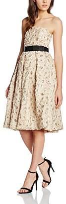 Monroe Darling London Women's Evening Sleeveless Dress