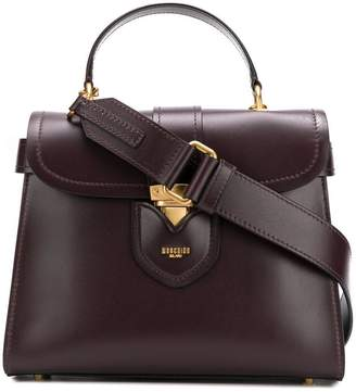 Moschino flap closure shoulder bag