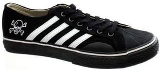 Vision Duane Peters Lo Top 4-Stripe Black/white Shoe Adult 04