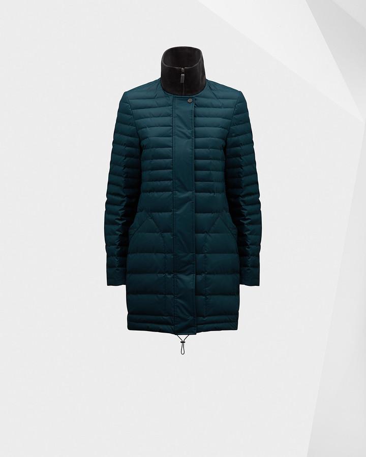 HunterHunter Women's Original Refined Down Coat