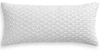 """Hotel Collection Seaglass Cotton Seafoam 14"""" x 24"""" Decorative Pillow, Created for Macy's Bedding"""