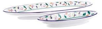 Oval Ceramic Platters