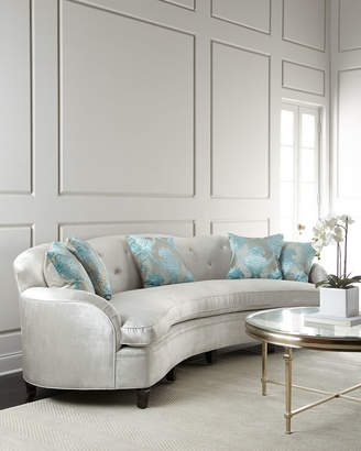 At Horchow · Haute House Lu0027Amour Tufted Sofa