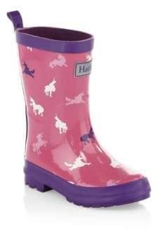 Hatley Kid's Unicorn Rain Boots