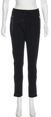 Rag & Bone High-Rise Skinny Sweatpants