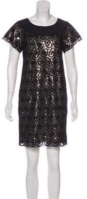 3.1 Phillip Lim Sequined Mini Dress