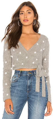 Tularosa Sarah Wrap Sweater