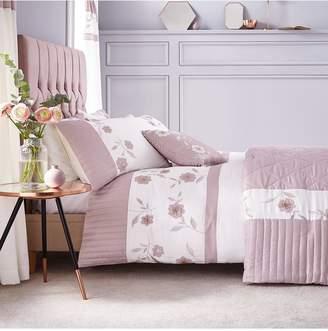 Catherine Lansfield Grace Bedspread Throw