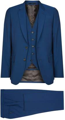 Paul Smith Wool Three-Piece Suit