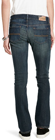 Denim & Supply Ralph Lauren Aurora Skinny Bootcut Jean