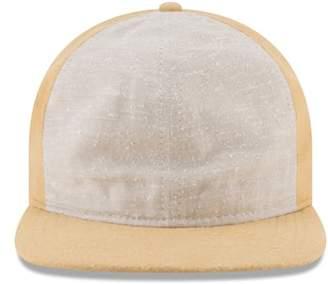 New Era Cap 9Twenty Slub Twill Flat Brim Cap