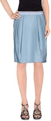 Malo Knee length skirts