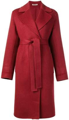 Bottega Veneta double cashmere coat