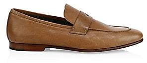 Dunhill Men's Chiltern Soft Leather Penny Loafers