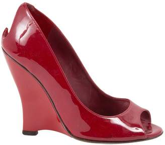 Azzaro Red Patent leather Heels