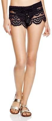 Pilyq Lexi Swim Cover-Up Shorts