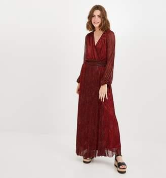 Promod Long glitzy dress