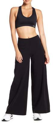 Donna Karan High Rise Wide Leg Pants