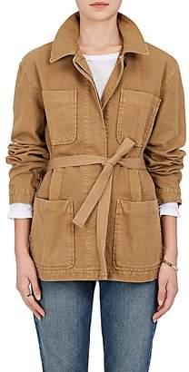 Etoile Isabel Marant Women's Laz Cotton Safari Jacket