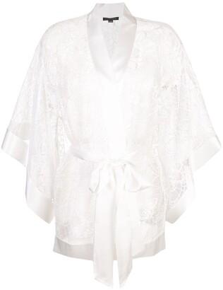 Kiki de Montparnasse Lace kimono