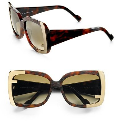Fendi Encased Sunglasses