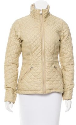 The North Face Lightweight Quilted Jacket $130 thestylecure.com