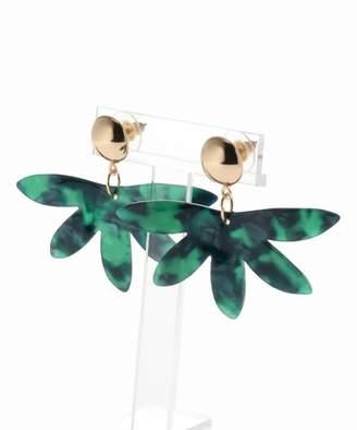 JOINT WORKS Nahmu Jewelry leaf pierced