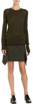 ICB Contrast Trim Sweater