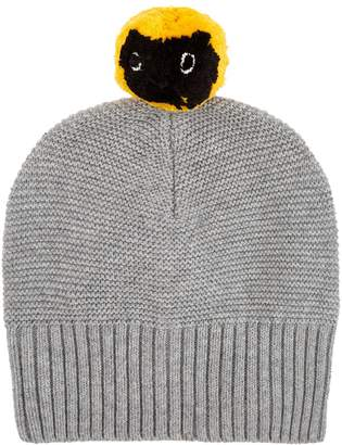 Stella McCartney Bumblebee Bobble Hat