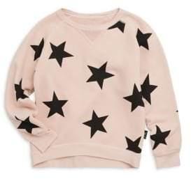 Nununu Baby's, Toddler's & Little Kid's Star Sweatshirt