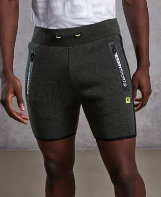 Superdry Gym Tech Stripe Slim Shorts