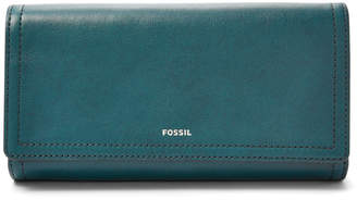 Fossil Logan RFID Flap Clutch