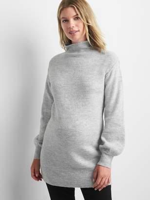 Gap Maternity mockneck sweater tunic