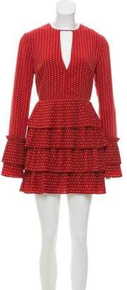 C/Meo Collective Polka Dot Mini Dress w/ Tags
