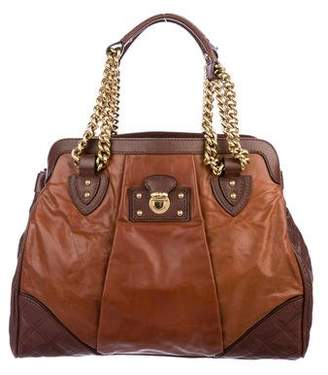 Marc Jacobs Mix Quilted E/W Virna Hobo