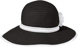 Collection XIIX Ltd. Women's Flower Floppy Hat