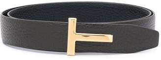 Tom Ford buckle detail belt