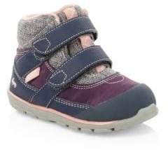 See Kai Run Baby's, Toddler's& Girl's High-Top Sneakers