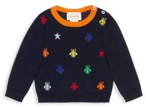 Gucci Baby Boy's Wool Sweater