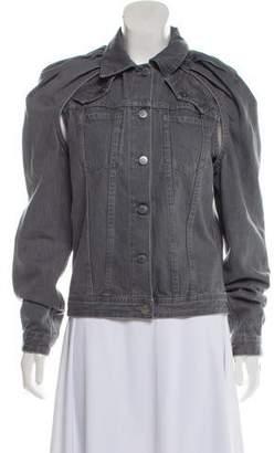 J.W.Anderson Puff Sleeve Denim Jacket