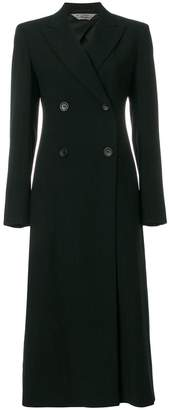 Sportmax long double-breasted coat