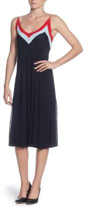Catherine Malandrino Olympe Fit and Flare Dress