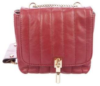 Elizabeth and James Quilted Leather Crossbody Bag
