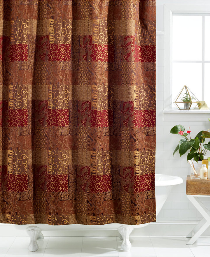 Croscill CLOSEOUT! Opulence Shower Curtain