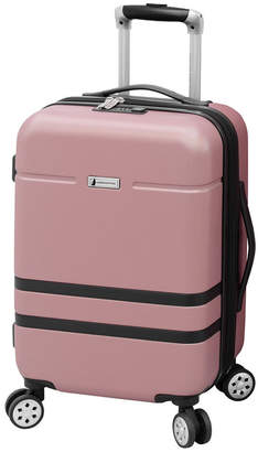 "London Fog Southbury Ii 20"" Spinner Suitcase"