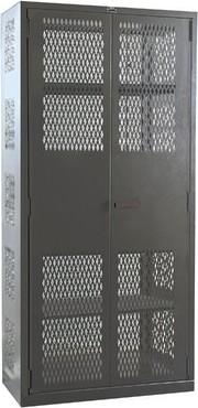 Hallowell Duratough Storage Cabinet Hallowell