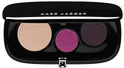 Marc by Marc Jacobs Style Eye-con No.3 - Plush Shadow Marc Jacobs Beauty the Rebel 106 - Warm Ivory/ Deep Hot Pink Sheen/ Matte Dark Grayish Purple | New by Marc Jacobs Beauty